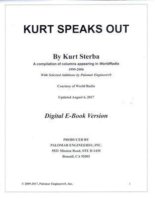 581498708 - Kurt Sterba's Korner