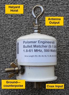 601863912 - Bullet(TM) Baluns/Ununs