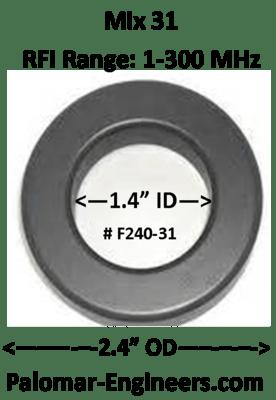 977476514 - Wall Wart RFI Noise Filter