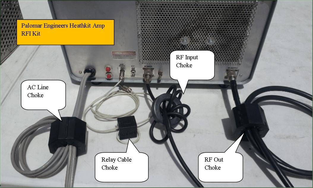 983046578 - HF Amplifier RFI Kits