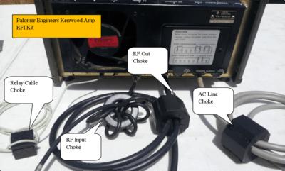 983046583 - HF Amplifier RFI Kits