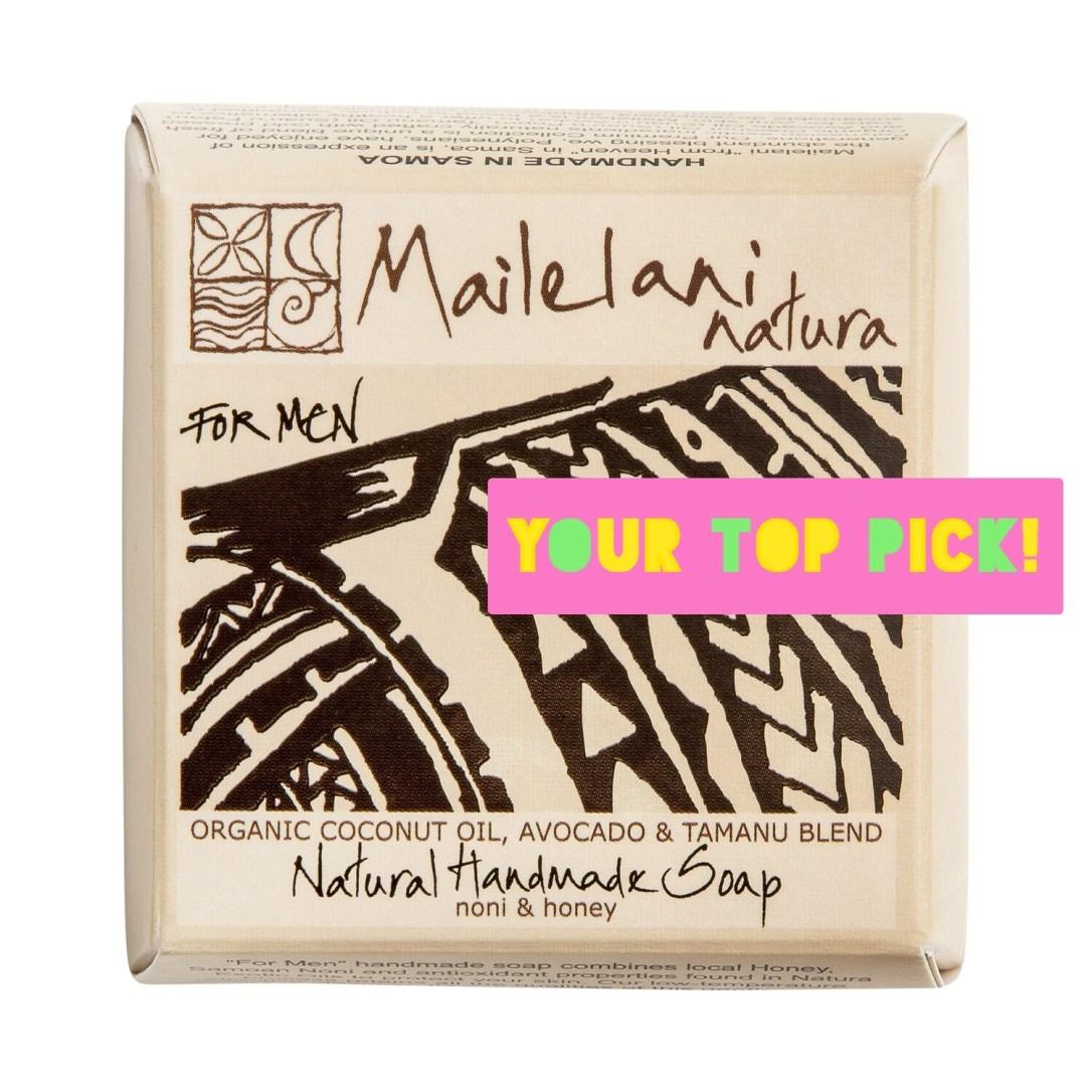 For Men Handmade Soap 110gm / 3.9 oz