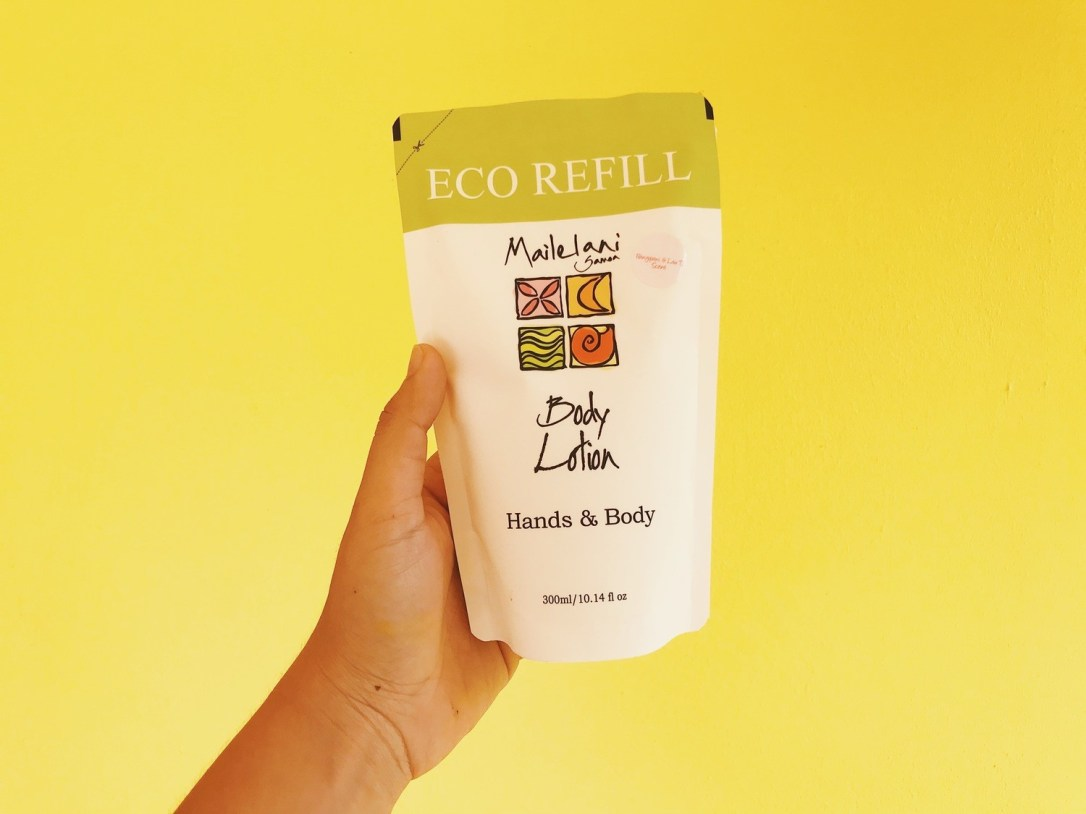 Pure & Simple- Eco Refill Pouch 300ml Lotion