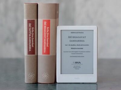 eBook: Tattva & Bhagavat Sandarbha