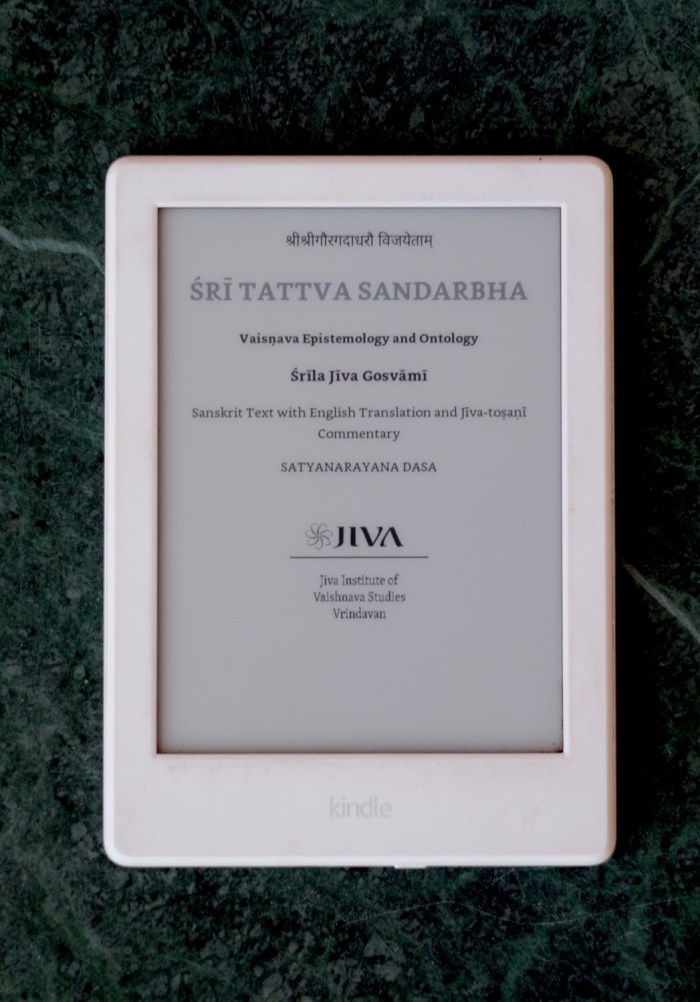 eBook: Tattva Sandarbha