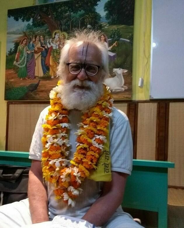 STUDIES - Basic Sanskrit (registration fee), 5th Semester of Bhakti Tirtha Course (2020-2021)
