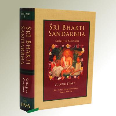 Bhakti Sandarbha, Volume III - (For USA Additional Shipment Charge)