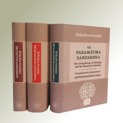 Sri Tattva, Bhagavat and Paramatma Sandarbha together only