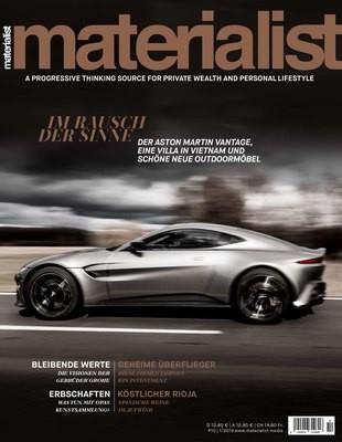 MATERIALIST Ausgabe 10 inkl. Versandkosten Ausland