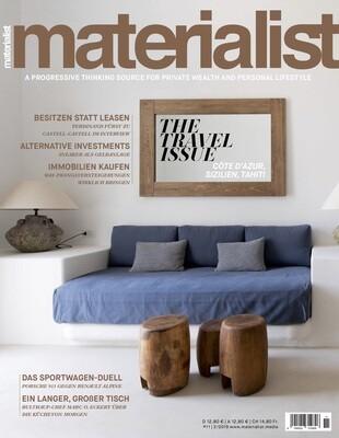 MATERIALIST Ausgabe 11 inkl. Versandkosten Inland