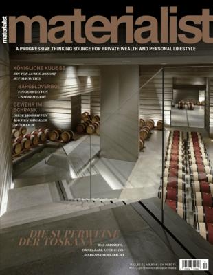 MATERIALIST Ausgabe 12 inkl. Versandkosten Inland