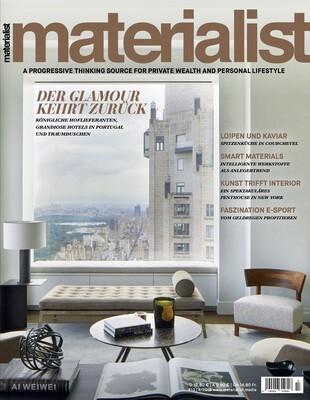 MATERIALIST Ausgabe 13 inkl. Versandkosten Ausland