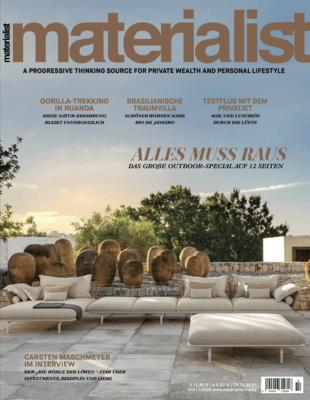 MATERIALIST Ausgabe 14 inkl. Versandkosten Inland