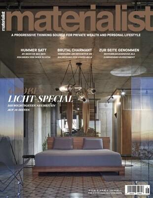 MATERIALIST Ausgabe 16 inkl. Versandkosten Inland