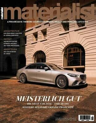 MATERIALIST Ausgabe 17 inkl. Versandkosten Inland