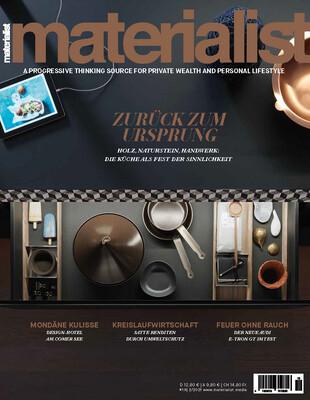 MATERIALIST Ausgabe 19 inkl. Versandkosten Inland