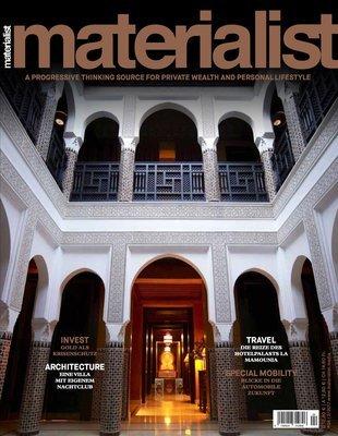 MATERIALIST Ausgabe 4 inkl. Versandkosten Inland