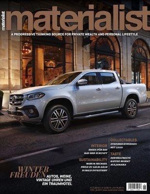 MATERIALIST Ausgabe 5 inkl. Versandkosten Ausland