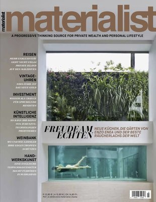 MATERIALIST Ausgabe 7 inkl. Versandkosten Inland