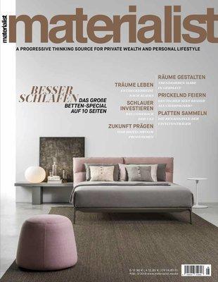 MATERIALIST Ausgabe 8 inkl. Versandkosten Inland