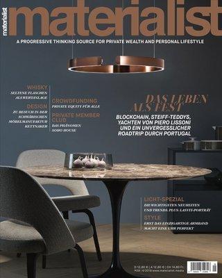 MATERIALIST Ausgabe 9 inkl. Versandkosten Inland