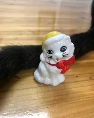 Vintage Nightcap Kitty