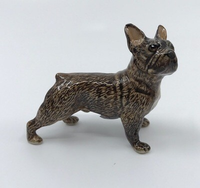 French Bulldog Miniature Porcelain