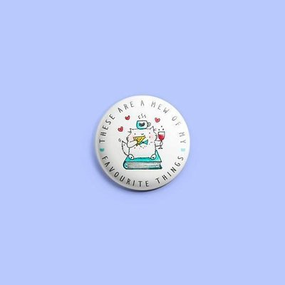 MCIP - A Mew Of My Favourite Things Badge