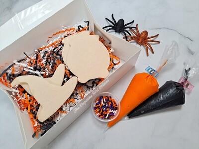 Halloween Cookie Decorating Kits - Small Kit