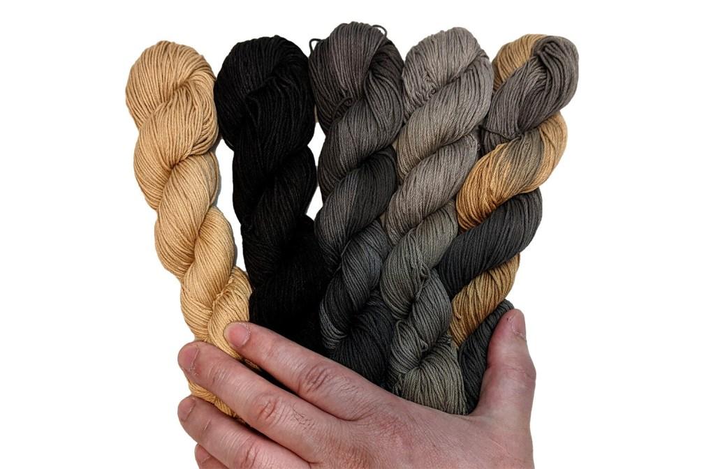 Kakishibu Dye Sashiko Thread   2020 Collection