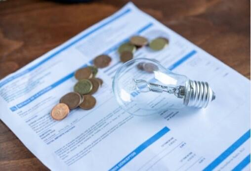 Reducción el precio de la factura de la Luz-Entrada