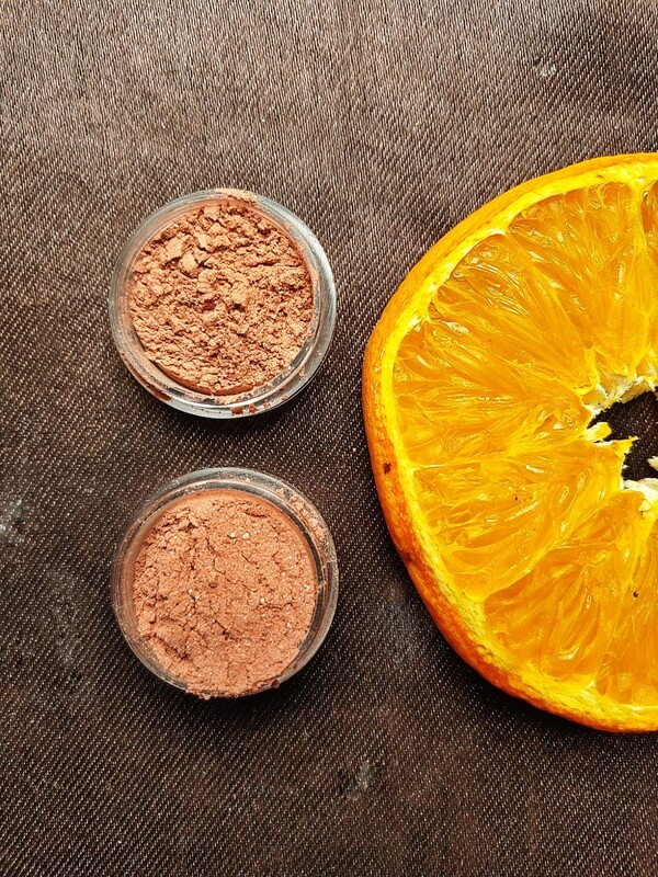 Blood of Orange Eye Shadow