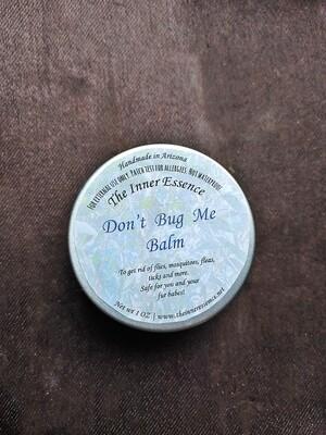 Don't Bug Me Balm