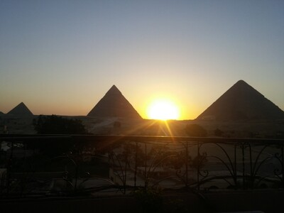 Ancient Egyptian Temple Healing