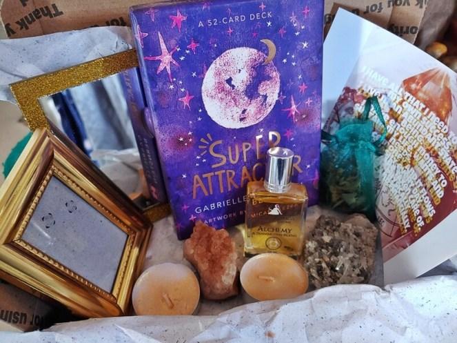 Abundance Ritual Box