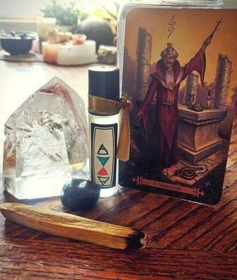 Magician Aroma Oil