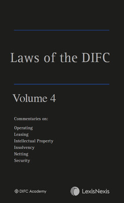 Laws of the DIFC - Volume 4