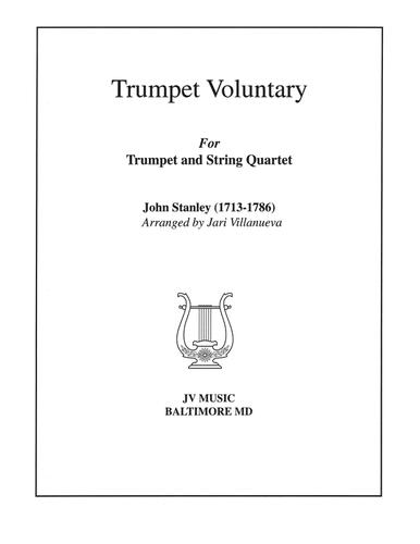 Trumpet Voluntary John Stanley
