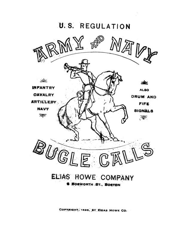 Howe Army Navy Manual 1898