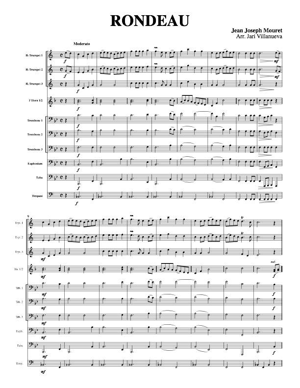 Rondeau Brass Ensemble