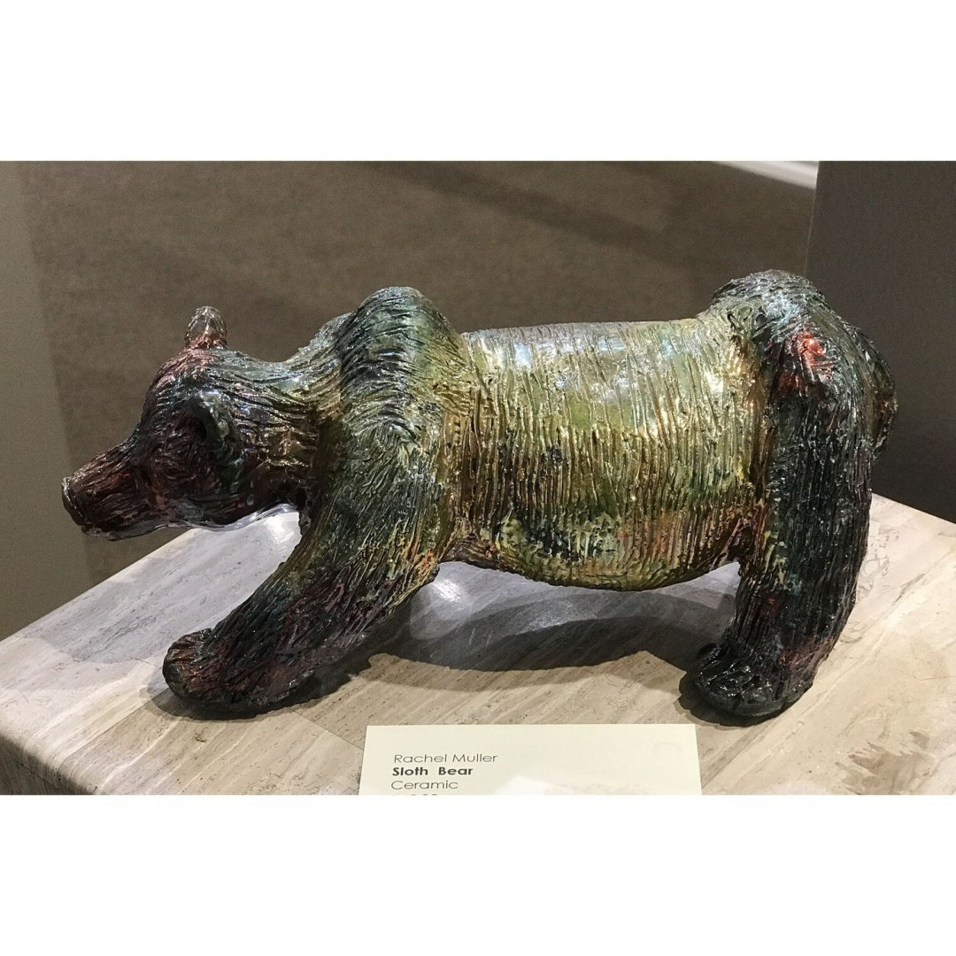 Sloth Bear -- Rachel Muller