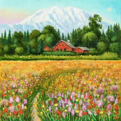 Blossoming Northwest -- Leanna Leitzke