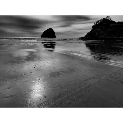 Haystack Rock -- Larey McDaniel