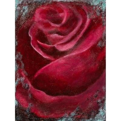 Just a Rose -- Hilda Bordianu