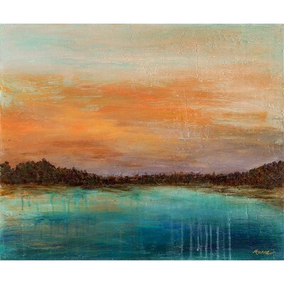 Day's End -- Marne Jensen