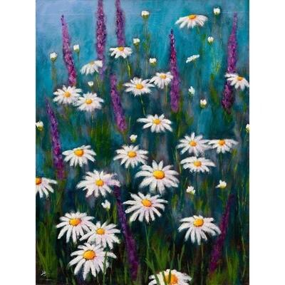 Splendor of the Field -- Hilda Bordianu