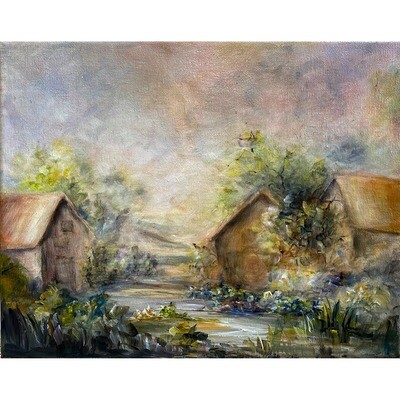 The Forgotton Land -- J. Goloshubin