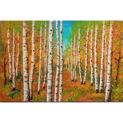 Birch Day -- Leanna Leitzke