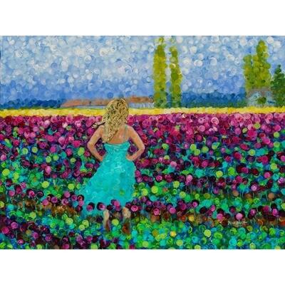 Skagit Valley Tulips -- Heidi Barnett