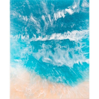 Sea from the Sky -- Piyush Arora